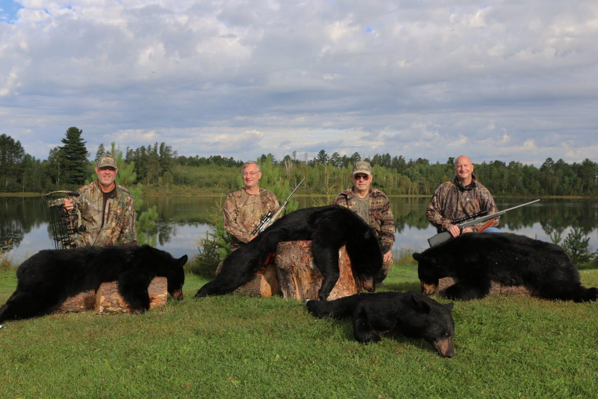 Arrowhead Wilderness Outfitters - Game Farm and Guide