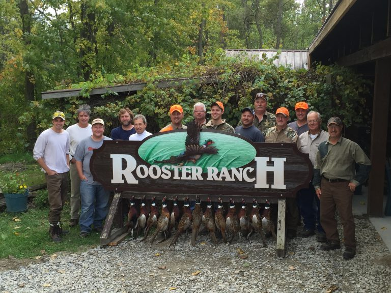 Rooster Ranch Hunt Club - Game Farm and Guide Service